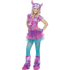 sc 1 st  Pinterest & Teen Sky Blue Crayon Dress | Halloween Costumes for Teens | Pinterest