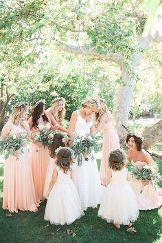 Whimsical Romantic Wedding at Temecula Creek Inn   Southern California Bride