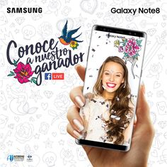 No te pierdas del sorteo en vivo, mañana viernes 05 de enero, por nuestra fan page, y conoce al afortunado ganador de un Note8 #HazQueSeNote #fashion #style #stylish #love #me #cute #photooftheday #nails #hair #beauty #beautiful #design #model #dress #shoes #heels #styles #outfit #purse #jewelry #shopping #glam #cheerfriends #bestfriends #cheer #friends #indianapolis #cheerleader #allstarcheer #cheercomp  #sale #shop #onlineshopping #dance #cheers #cheerislife #beautyproducts #hairgoals…