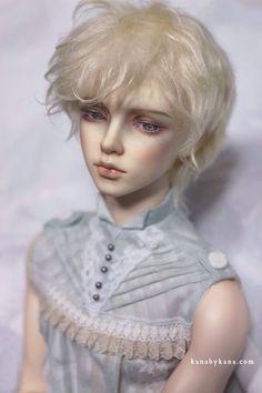 "kanabykana: "" Kana doll Adrian outfit by Uyuchagongbang "" Ball Jointed Dolls, Pretty Dolls, Beautiful Dolls, Ooak Dolls, Barbie Dolls, Porcelain Dolls Value, Enchanted Doll, Anime Dolls, Doll Costume"