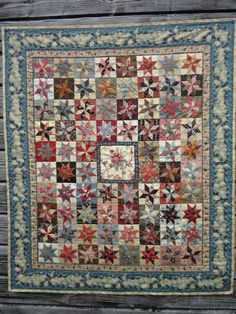 quilting Jeannet...lovely quilt.
