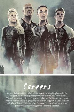 The Careers in Quarter Quell