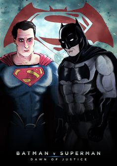 Layers: Batman v Superman : Dawn of Justice