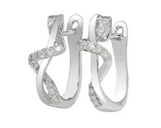 Naušnice Avro Diamonds EGDIA132