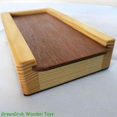 wooden pencil box - Google Search