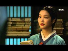 [Scholar Who Walks The Night] 밤을 걷는 선비 11회 - Reading date 이준기-이유비 '독서 데이트?!' 20150812 - YouTube