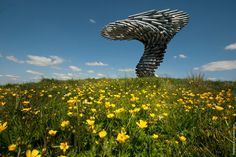 Panopticons: The Atom, Colourfields, Haslingden Halo And Singing Ringing Tree
