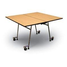 Ki solid core standard folding tables walnut topblack edgebeige ki solid core standard folding tables walnut topblack edgebeige frame by ki 22600 ki solid core standard folding tables have an 34 novopl watchthetrailerfo