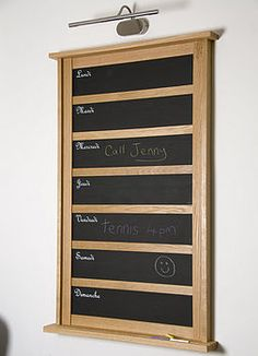 Crib rails chalkboard this is an awesome idea to upcycle your old cribs :)                                                                                                                                                                                 More