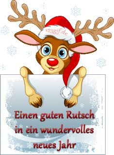Frohes Neues Jahr von 123gif.de Happy New Year Images, New Year Photos, Happy New Year 2019, Christmas Love, Christmas And New Year, Xmas, Christmas Ornaments, Funny New Year, New Year Wishes