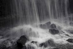 Osceola by Cynthia Dickinson - Landscapes Waterscapes ( water, wisconsin, stream, waterfalls, splash, cynthia dickinson, falls, stone, dicki...