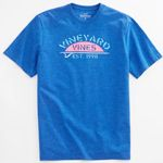 Vineyard Vines Short Sleeve Surf Logo Tee