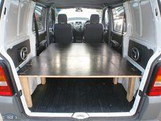 evolution campervan interiors vw t4 forum vw t5 forum. Black Bedroom Furniture Sets. Home Design Ideas