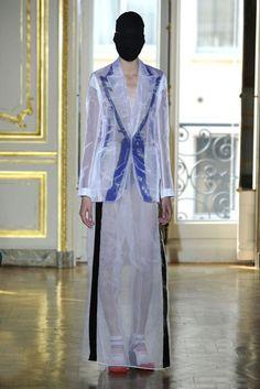 Maison Martin Margiela Autumn/Winter 2011 Couture Collection | British Vogue