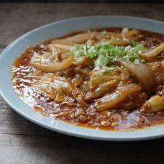 ご飯がすすんですすんで止まらなくなる「麻婆白菜」のレシピ - 今日、なに食べよう?〜有機野菜の畑から~