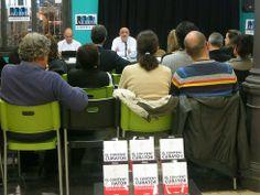 Storify de la presentación del libro El content curator en Barcelona