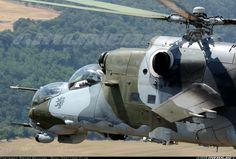 Mil Mi-24V; Italy