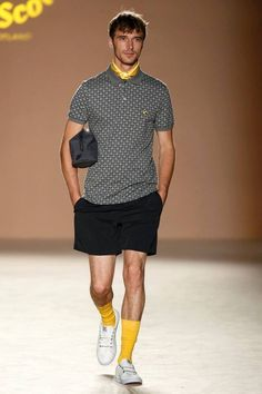 Lyle & Scott Spring-Summer 2017 - 080 Barcelona Fashion