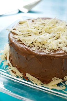 Suklaa-appelsiinikakku | Maku Breakfast Dessert, Afternoon Tea, Cheesecake, Pie, Baking, Sweet, Desserts, Recipes, Cakes