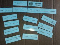 Synoniemen domino's met woorden uit het woordenschatprogramma van Taal Actief. Voor groep 4 en 5. Te downloaden van digischool.