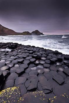 Giant's causeway, Northen Ireland