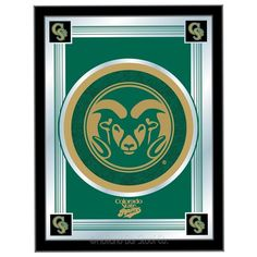 Use this Exclusive coupon code: PINFIVE to receive an additional 5% off the Colorado State University Rams Logo Mirror at SportsFansPlus.com