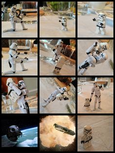 Storm Troopers deserve a happy Easter too :)