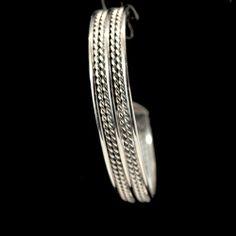 Handmade Stainless Steel Bracelet That Looks Great On Men Or Women