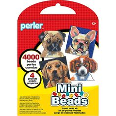 Fuse Beads - Perler Mini Beads Dogs Activity Kit_8053005 -- Want to know more, click on the image.