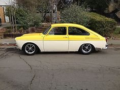 VW Type 3 Fastback | Volkswagen Type III 4 months ago - 69 VW FASTBACK