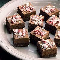 Chocolate Mint Divinity