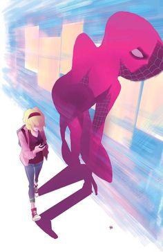 Spider-Gwen #2 by Robbi Rodriguez *