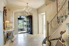 Welcome In: Exquisite architect designed home with a distinct Parisian flair.