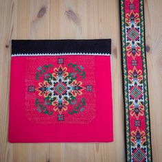 Bunad og Stakkastovo AS Beadwork, Bohemian Rug, Belts, Magic, Knitting, Crafts, Design, Home Decor, Outfits