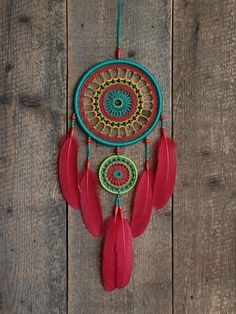 Reservados Bright dream catcher Dream catcher multi color