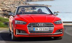 Audi S5 Cabrio (2017)