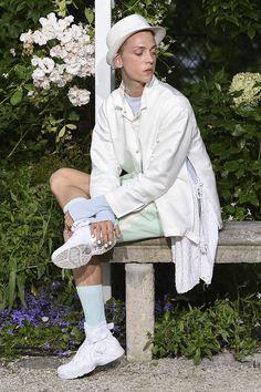 Pigalle presented its Spring/Summer 2017 collection during Paris Fashion Week. Vogue Paris, Men's Collection, Summer Collection, Pigalle Paris, Gq Magazine, Fashion Photo, Catwalk, Ready To Wear, Menswear