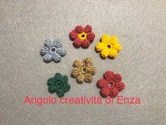 Fiore all'uncinetto punto Puff 🌸 Facile e veloce - YouTube Amigurumi Tutorial, Lana, Free Pattern, Shabby Chic, Crochet Patterns, Youtube, Knitting, Flowers, Hobby