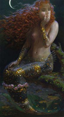 """Reflections"" - Mermaids by Victor Nizovtsev"