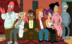 Série 'Futurama' ganhará jogo para smartphones