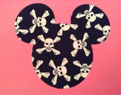 Mickey Mouse - - - Applique Template Pattern ONLY - - - Make your own applique