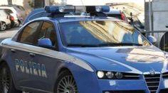 Violento scontro tra auto e moto con rissa finale tra conducenti. Intervento della Polizia