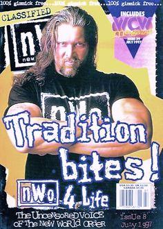 Nwo Wrestling, World Championship Wrestling, Wrestling Divas, Kevin Nash, Wwe Wallpapers, Professional Wrestling, Superstar, Magazine Covers