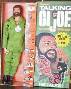 gi joe figure...gotta have that kung fu grip!