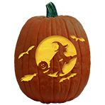 Pumpkin Carving Patterns and Free Pumpkin Carving Patterns and Stencils for your Halloween Jack O Lantern - A Night Out on the Town
