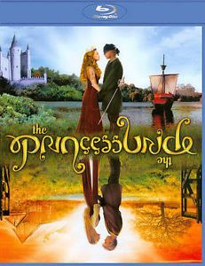 The Princess Bride Blu-ray Disc Interactive Game Crystal Guest Wright Elwes Kane