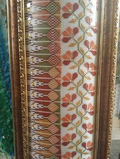 👍👍 Cross Stitching, Cross Stitch Embroidery, Embroidery Patterns, Sleeves Designs For Dresses, Sleeve Designs, Cross Stitch Designs, Cross Stitch Patterns, Palestinian Embroidery, Walnut Shell
