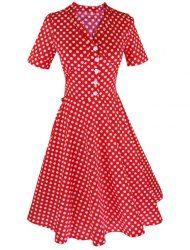 Mrs. VanDaan Vintage Dresses | Cheap Vintage Style Dresses For Women Online At Wholesale Prices | Sammydress.com