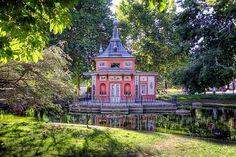 AIL Madrid Spanish Language School Blog: Parte I: Parques de Madrid - ¡Para todos los gustos!  La Casita del Pescador Retiro Madrid