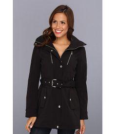 MICHAEL Michael Kors Adriana Jacket M520716A Black - Zappos.com Free Shipping BOTH Ways